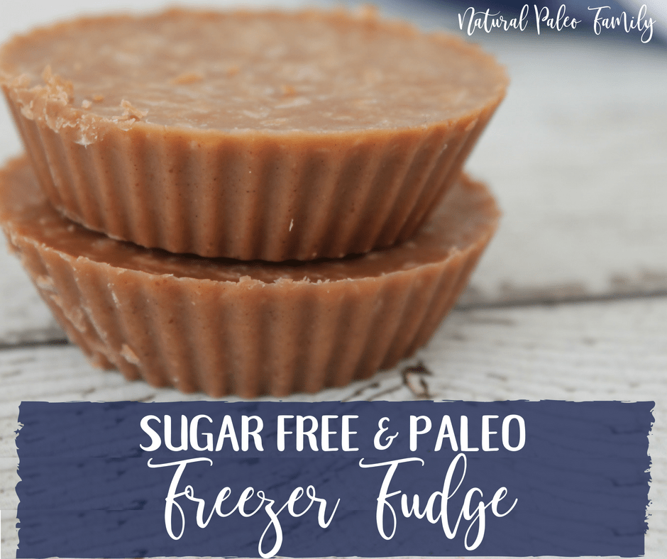Anything chocolate and paleo friendly is OK with me! So delicious, I always have these Paleo Freezer Fudge bites in the freezer