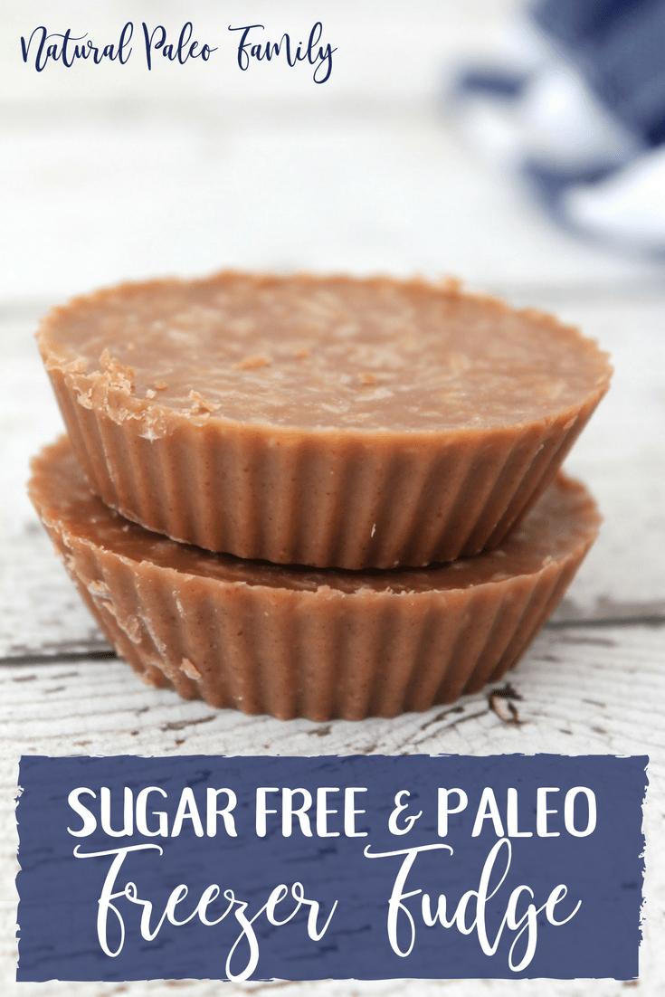 Anything chocolate and paleo friendly is OK with me!  So delicious, I always have these in the freezer.  Paleo fudge bites are the best freezer fudge!