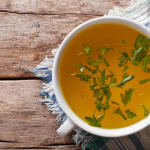 All health and sickness begins in the gut, right? Bone broth is the best way to take care of your gut health and help recover from autoimmune diseases. And the best part? Crock pot recipe! :)