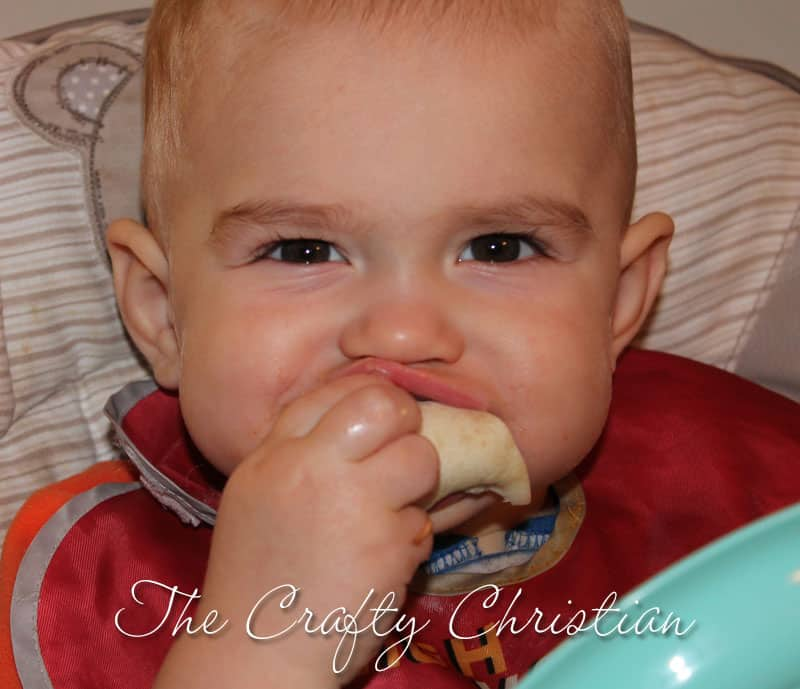 Quick & Easy Bean Quesadillas | The Crafty Christian