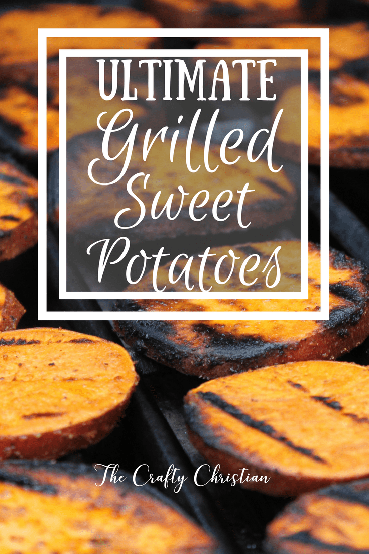 Grilled sweet potatoes are full of nutrients, easy to make, and a fantastic, healthy, paleo side dish for any summer barbecue get together with friends.