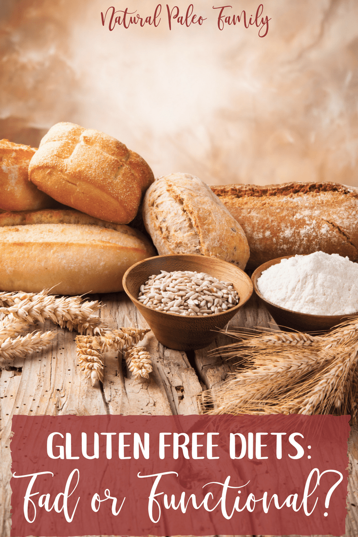 What's the deal with gluten free diets?  Some people say they're good, some people say they're a fad.  Are they really useful for people who don't have Celiac disease?