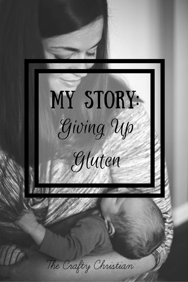 My Story: Giving Up Gluten
