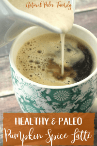 Pumpkin-everything can be amazing, and doesn't have to tank your health. Try this paleo pumpkin spice latte to help you enjoy the season in a healthy way!