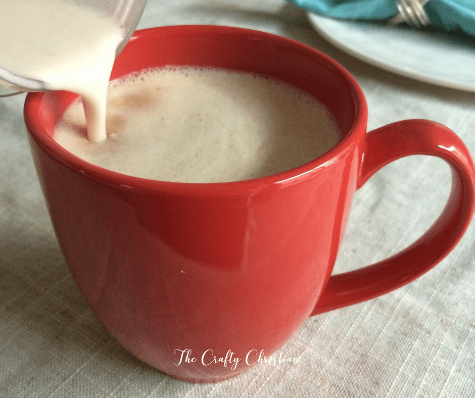 t's FAAALLLLL! Time for pumpkin everything, right? Only a Starbucks PSL has 50 grams of sugar (diabetes, anyone?), so I wanted to make a dairy free healthy pumpkin spice latte! Enjoy!