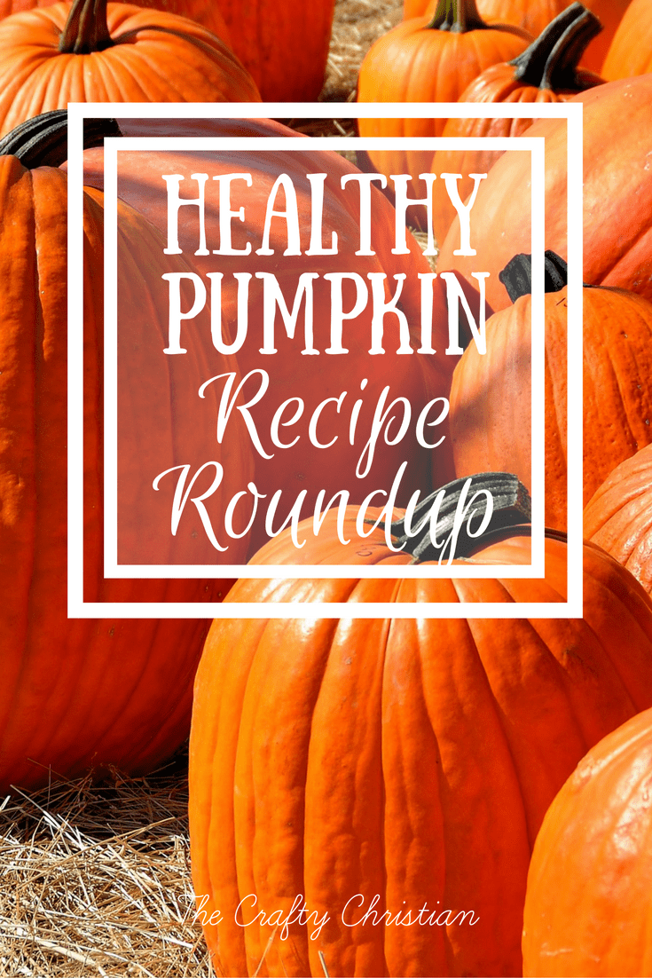 It's officially Fall! You know what that means... pumpkin everything! But so many pumpkin goodies are so unhealthy. Here's a great roundup, hope you find your next favorite healthy pumpkin recipe!