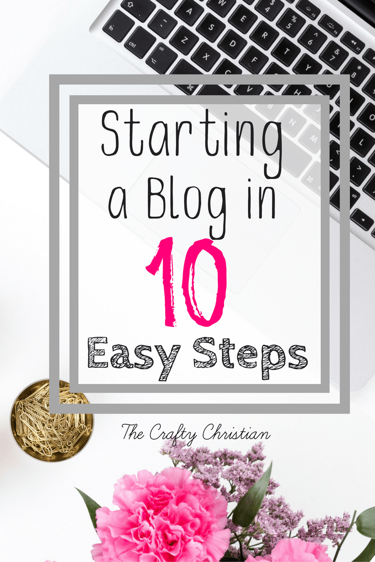 starting a blog, how to start a blog, steps to starting a blog, beginners blogging, how to start blogging