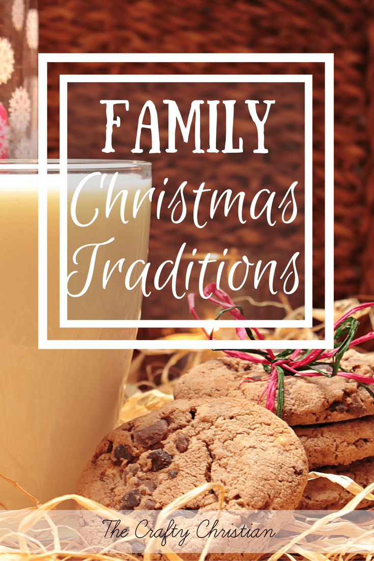 Family Christmas traditions are what makes this season so special; the memories made are more important than the gifts we get. Hope this list inspires you! #christmas #christmastraditions #holidayfun
