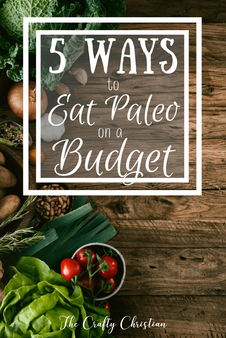 One of the hardest things about committing to a healthy lifestyle is the cost that comes with it. So here are 5 tips for eating paleo on a budget to help!