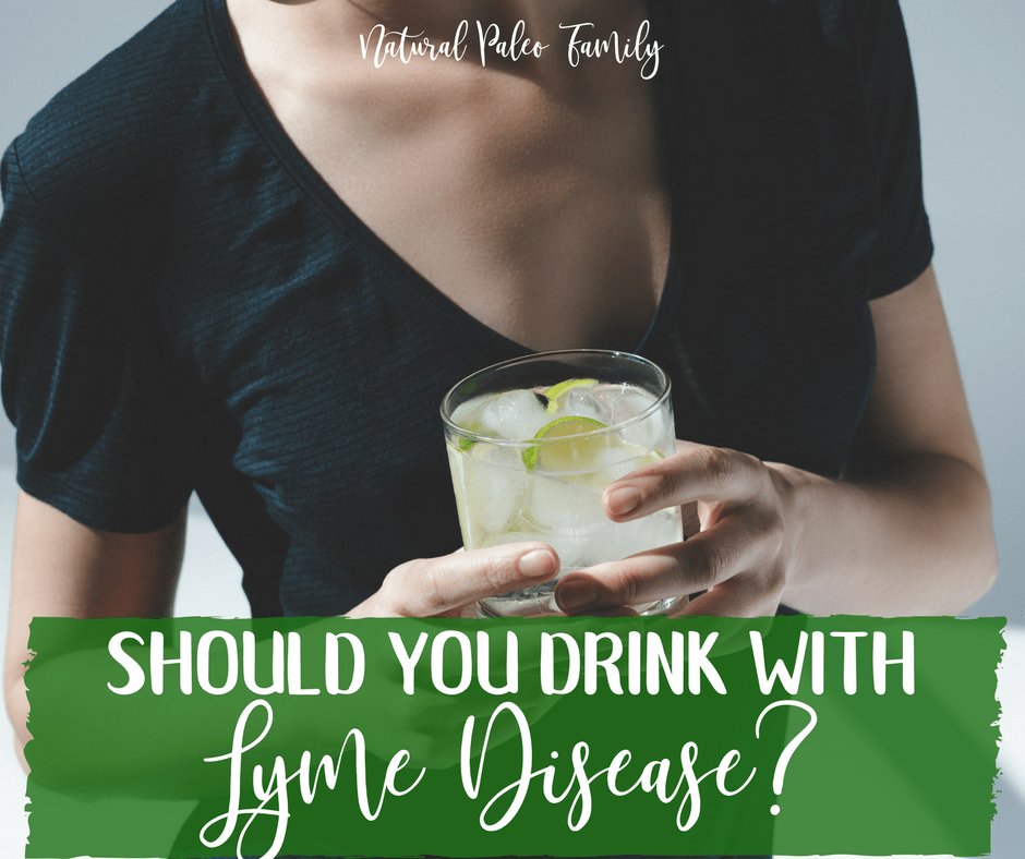 Being diagnosed with Lyme disease is no walk in the park. It's much more complicated than taking a course of antibiotics for 10 days, and often requires massive lifestyle changes for those affected.So the big question right now is; should you drink with Lyme disease?